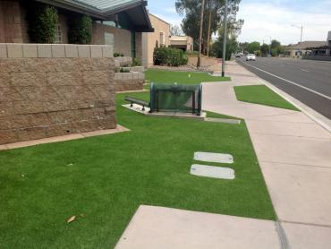 Artificial Grass Photos: Artificial Grass Carpet Kohls Ranch, Arizona Backyard Deck Ideas, Front Yard Landscape Ideas