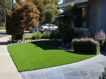 Artificial Grass Photos: Artificial Grass Installation Central Heights-Midland City, Arizona Lawns, Landscaping Ideas For Front Yard