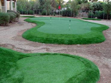 Artificial Grass Photos: Artificial Grass Installation Queen Creek, Arizona Putting Green Carpet, Backyard Ideas