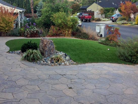 Artificial Grass Photos: Artificial Grass Sevenmile, Arizona Paver Patio, Landscaping Ideas For Front Yard
