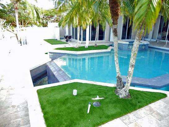 Artificial Grass Photos: Artificial Lawn San Simon, Arizona City Landscape, Backyard Designs