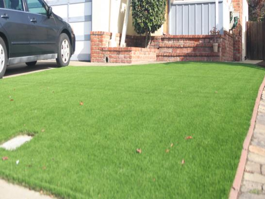 Artificial Grass Photos: Artificial Turf Installation Mohave Valley, Arizona Backyard Playground, Small Front Yard Landscaping
