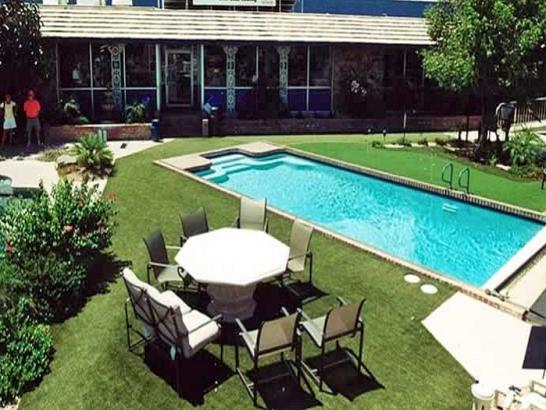 Artificial Grass Photos: Artificial Turf McNary, Arizona Roof Top, Pool Designs