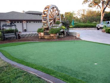 Artificial Grass Photos: Fake Turf Supai, Arizona Golf Green, Front Yard Ideas