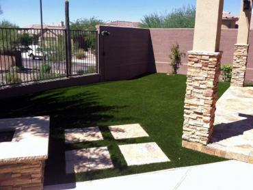 Artificial Grass Photos: How To Install Artificial Grass Cibecue, Arizona Rooftop, Beautiful Backyards