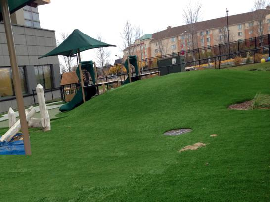 Artificial Grass Photos: Synthetic Grass Ali Chuk, Arizona Playground Flooring, Commercial Landscape