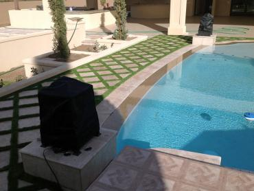 Artificial Grass Photos: Synthetic Grass Scottsdale, Arizona Lawn And Landscape, Natural Swimming Pools