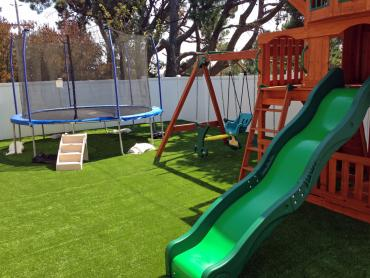 Artificial Grass Photos: Synthetic Lawn Sun City West, Arizona Backyard Deck Ideas, Beautiful Backyards