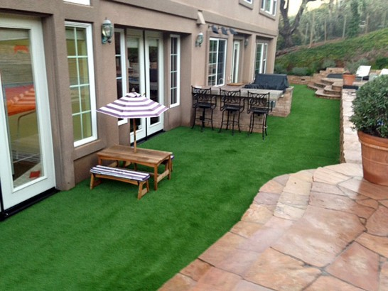 Synthetic Turf Supplier Coolidge, Arizona Landscape Rock, Backyards artificial grass