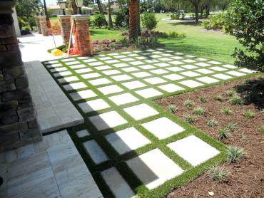 Artificial Grass Photos: Turf Grass Crozier, Arizona Landscape Rock, Small Backyard Ideas